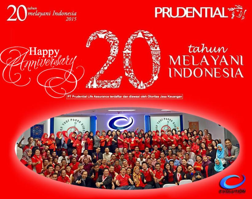 Evolution Team Prudential